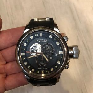 Invicta Russian Diver Watch 1059 Wow Bling! 2011